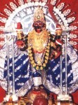 Ma Kali of Dakshineshwar Temple